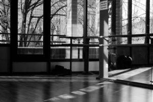 Formation cours à la carte - la salle de danse