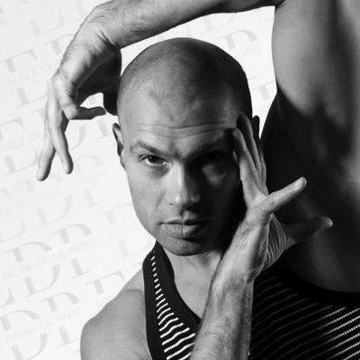 Nicolas Godefroy, formateur de danse
